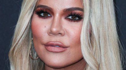 Khloé Kardashian hat eine Covid-19-Erkrankung überstanden. (mia/spot)