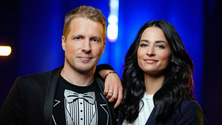 """Oliver und Amira Pocher bekommen mit """"Pocher - gefährlich ehrlich!"""" eine vierte Staffel. (cam/spot)"""