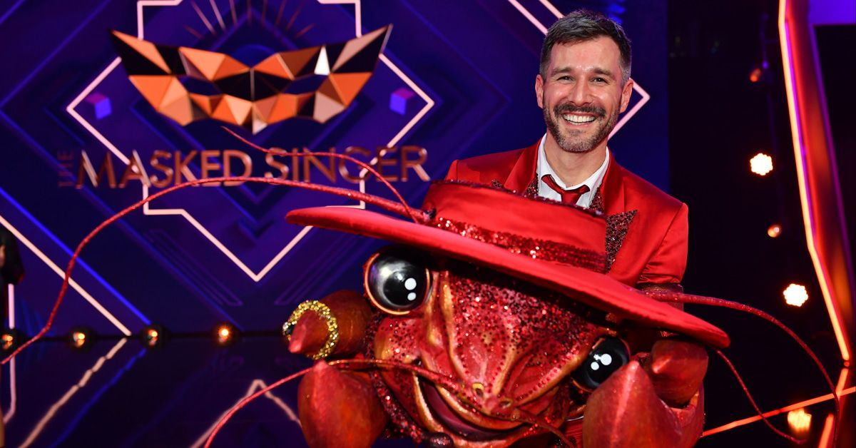 """""""The Masked Singer"""": Ein Moderator steckte im Hummer-Kostüm"""