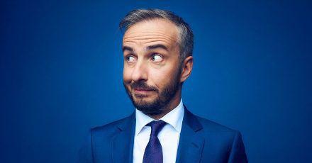 """Böhmermann über seine neue Show: """"Ich bin eben ein unseriöser Komiker"""""""