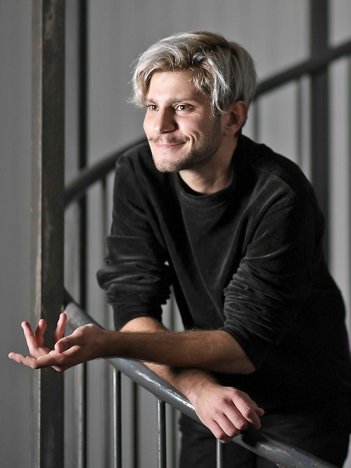"""Julian Reim: """"Ich meine, man hat Matthias Reim als seinen Vater ..."""""""