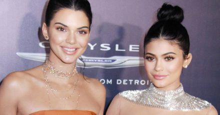 Kendall Jenner: Immer noch im Streit mit Kylie?
