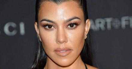 Kourtney Kardashian will ihn als Präsidenten!