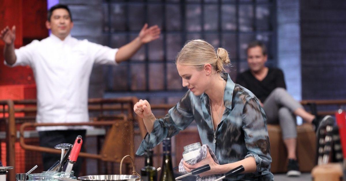 """""""Grill den Henssler"""": So haben wir Laura Wontorra noch nie gesehen!"""
