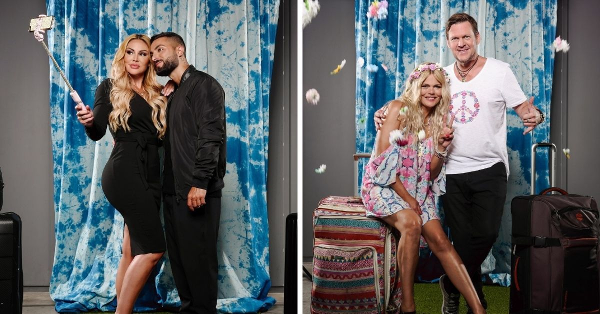 """Vorschau auf Folge 10 - Die gesicherten Paare können ihren Schutz im """"Sommerhaus der Stars"""" wieder verlieren"""