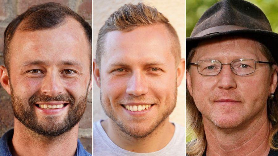 """""""Bauer sucht Frau"""" (2): Lutz, Patrick und Peter"""