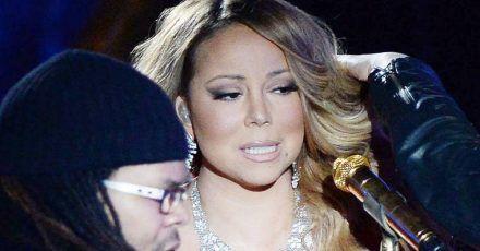 Mariah Carey bekam öffentlichen Maulkorb verpasst