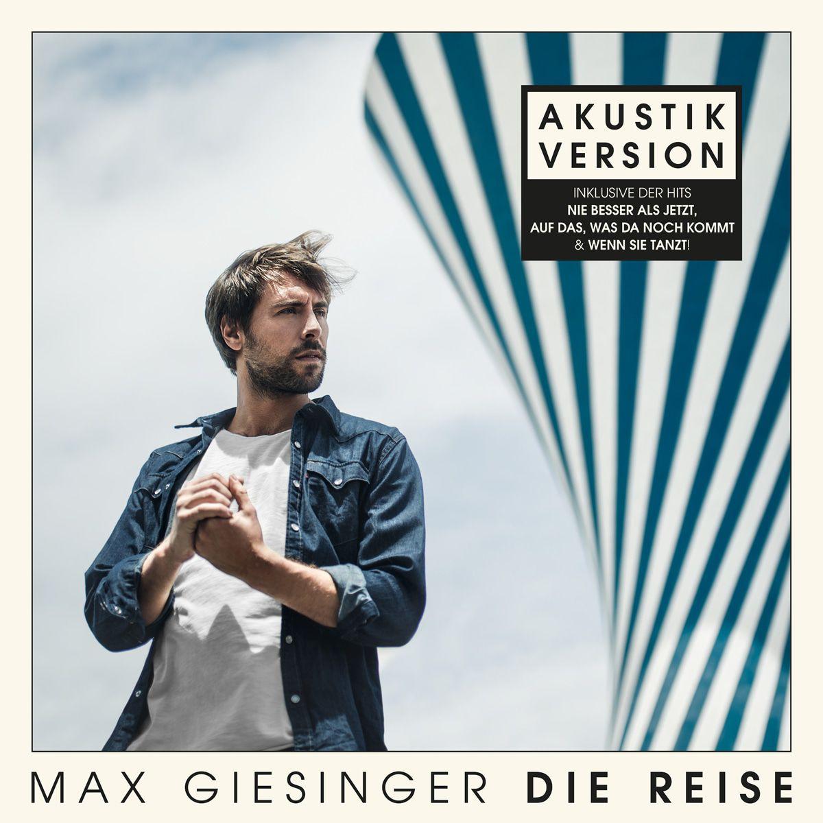 Max Giesinger hat Geburtstag: Vom Straßenmusiker zum Chartstümer