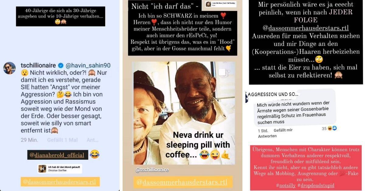"""""""Sommerhaus der Stars"""": Michi und Diana reagieren auf Lisha und Lous Vorwürfe"""