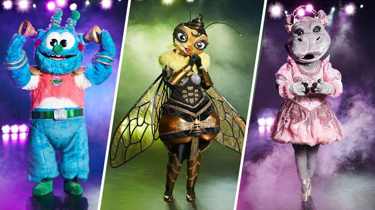 """""""The Masked Singer"""": Das sind alle zehn Kostüme"""