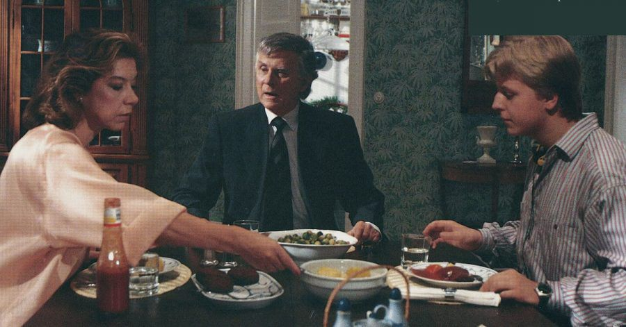 Enthüllt: Hier sitzt Loriot mit Leonardo DiCaprio am Tisch