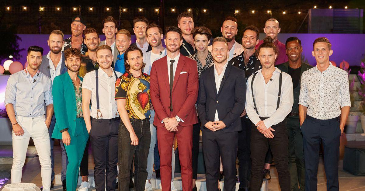 """Prince Charming"": Das sind die Singles Bastian, Bernhard, David, Erik & Florian"