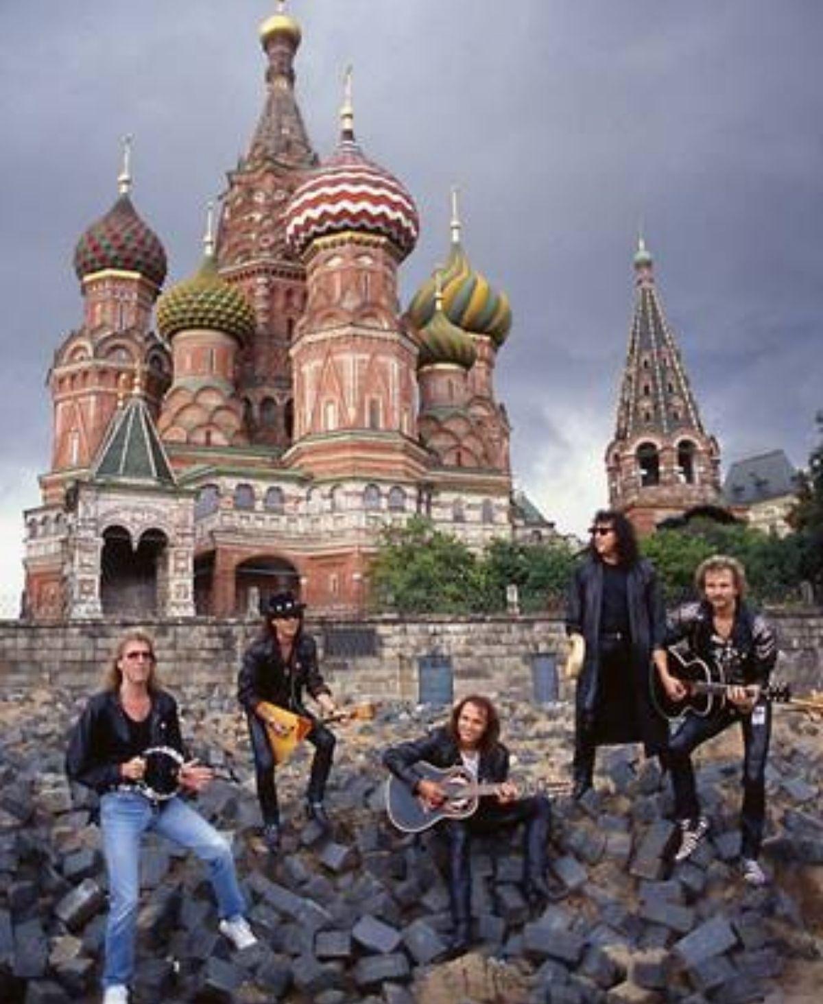 """""""Wind of Change"""": Welche Rolle spielt die CIA für den Scorpions-Hit?"""