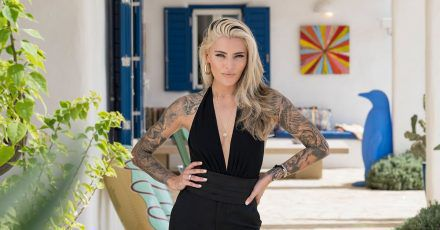 "Sophia Thomalla ist bei der Kuppelshow ""Are You The One?"" dabei"