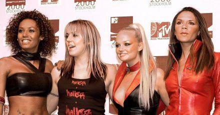 Spice Girls: So kamen sie zu ihren Spitznamen