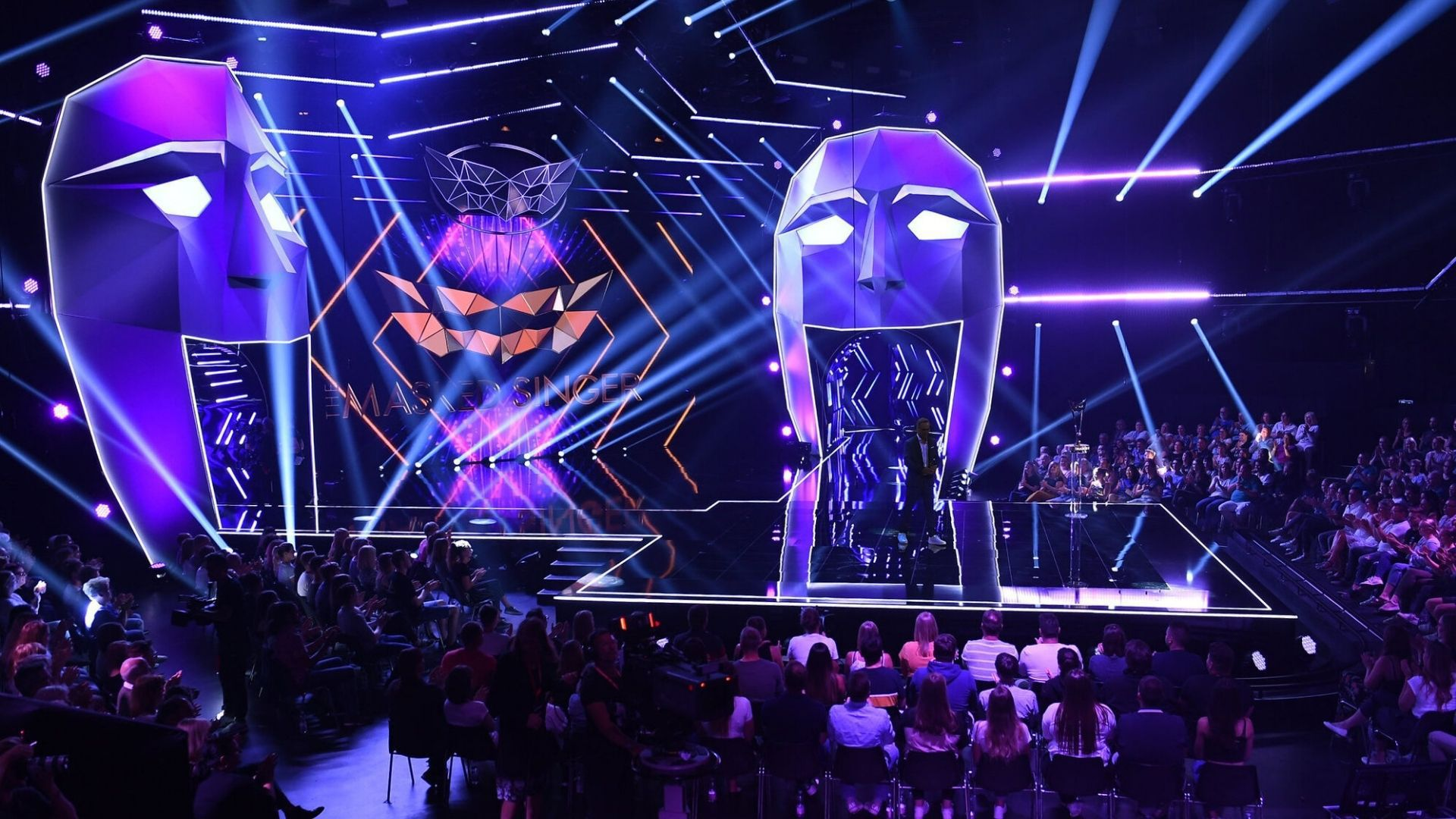 The Masked Singer: Das Skelett - Das Video!