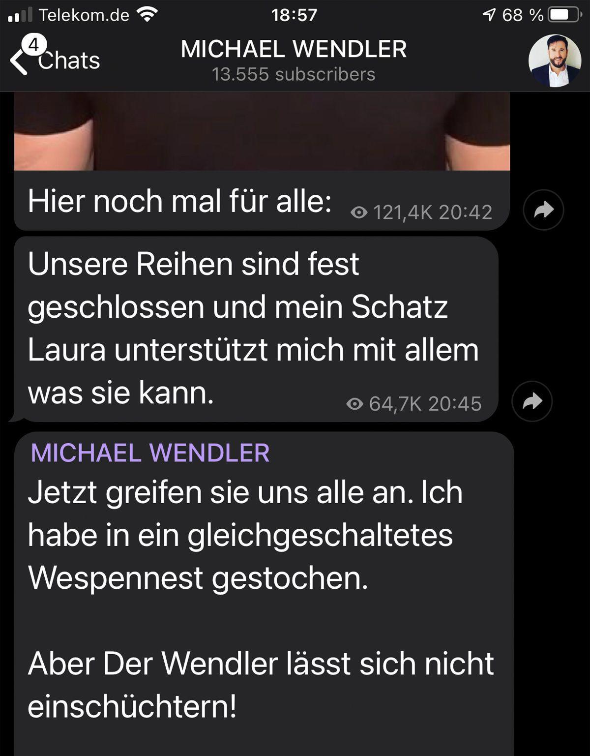 """Michael Wendler übers Maskentragen: """"Das ist alles sinnvoll und richtig"""""""