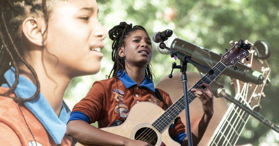 Willow Smith klärt auf: Wie schwarze Mütter ihre Kinder behandeln