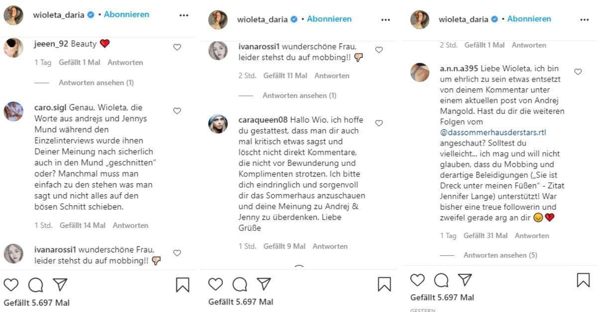 Fans enttäuscht: Bachelor-Kandidatin Wioleta nimmt Andrej in Schutz