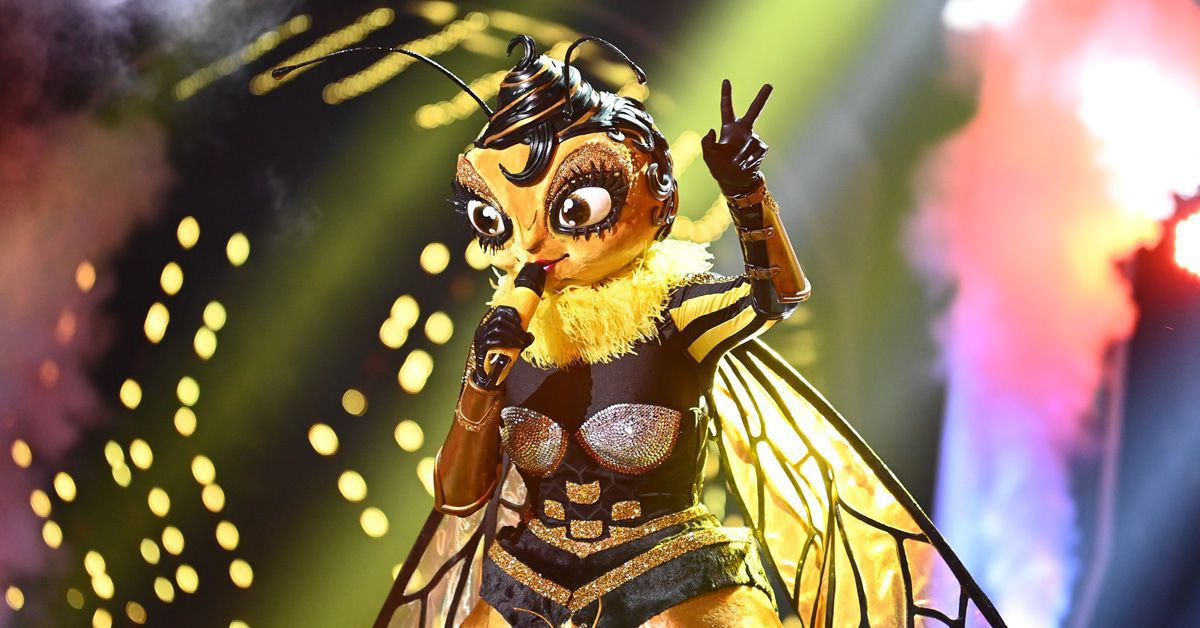 The Masked Singer: Die Biene - Das Video!