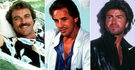 Das waren die heißesten Männer der 80er