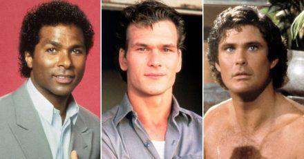 Das sind die heißesten Männer der 80er - Teil 2