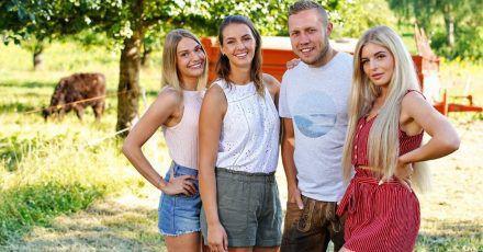 """Eifersuchtsdrama bei """"Bauer sucht Frau"""": Eine Dame reist ab!"""