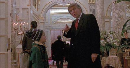 """So dreist erschlich sich Donald Trump Rolle in """"Kevin – Allein in New York"""""""