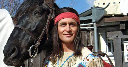 Alexander Klaws: Red-Facing-Shitstorm, weil er als Weißer Winnetou spielt