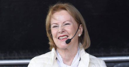 Anni-Frid Lyngstad von ABBA wird heute 75