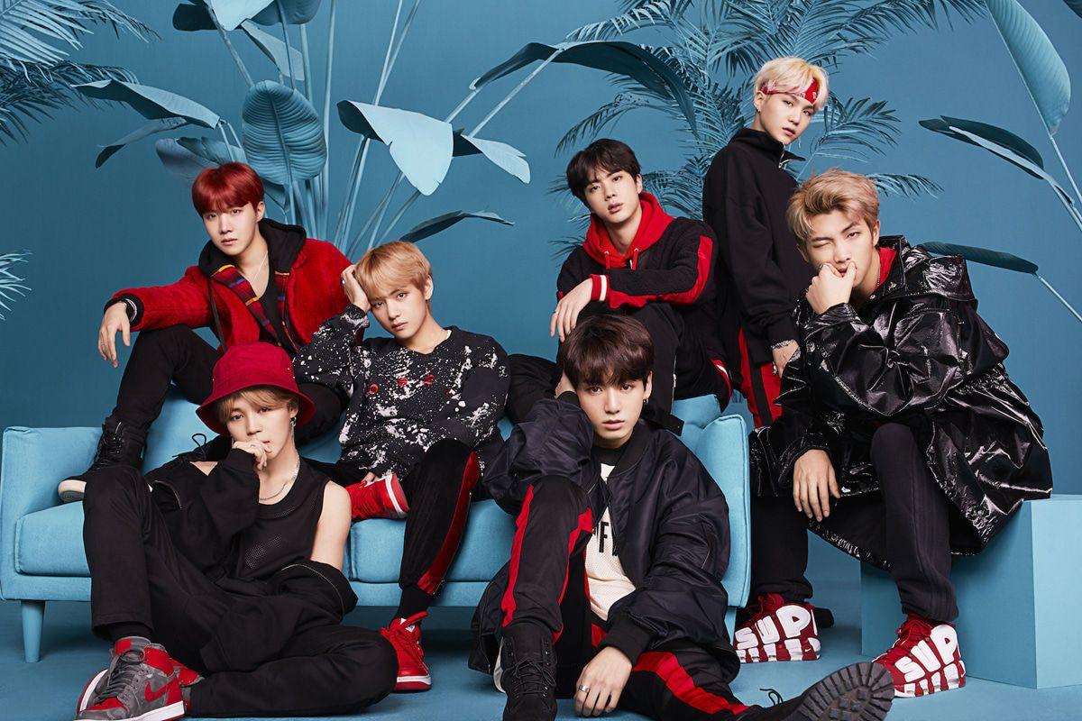 "Boygroup BTS bringt neues Album ""BE"" heraus"