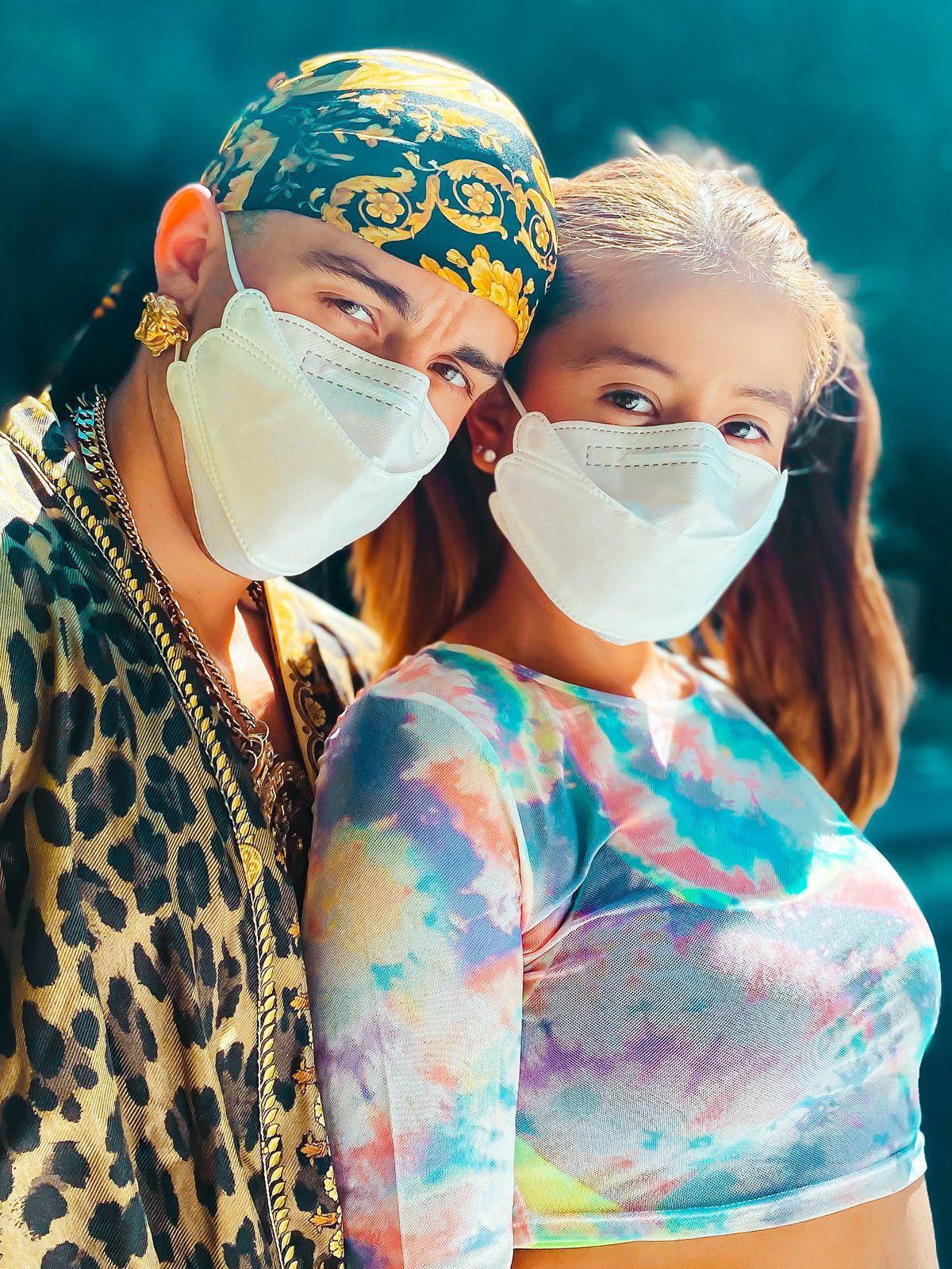 Tiktok-Stars Candy Ken und Baby J in den Flitterwochen