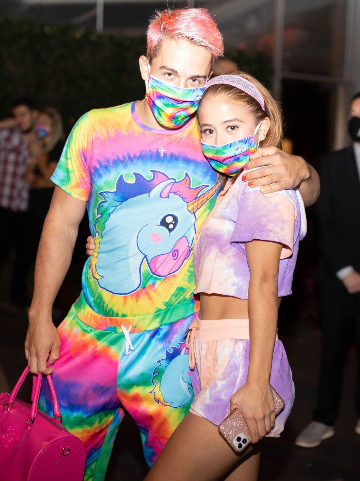 Die neonbunte Welt von Candy Ken: Fast 11 Mio. Fans auf TikTok