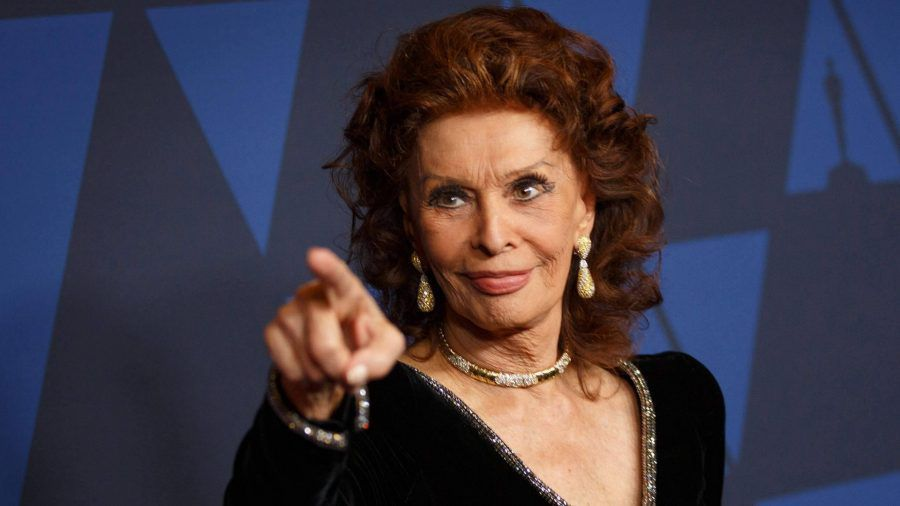 Sophia Loren sehnt sich nach guten Geschichten
