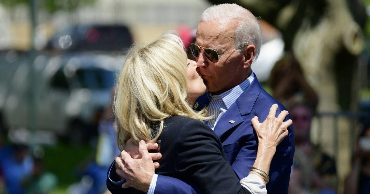 Joe Biden: Seine Frau Jill hatte bedenken über Ehe