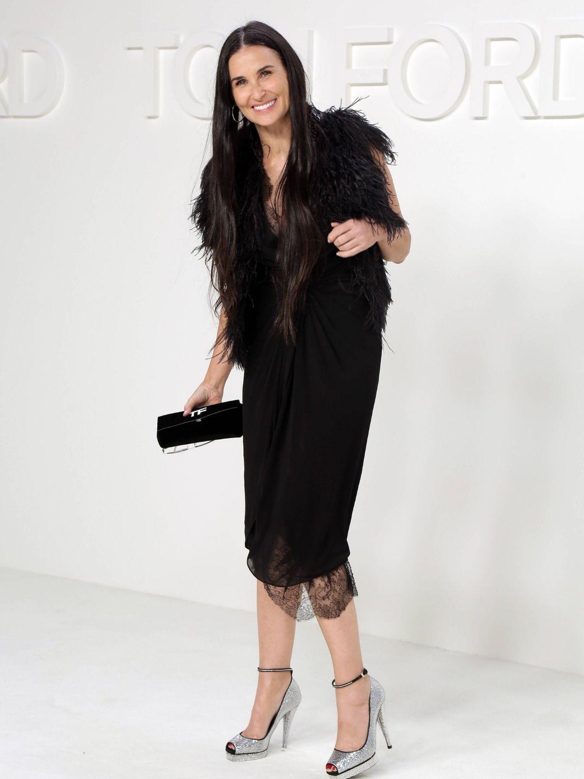 Demi Moore will unbedingt ins Fernsehen