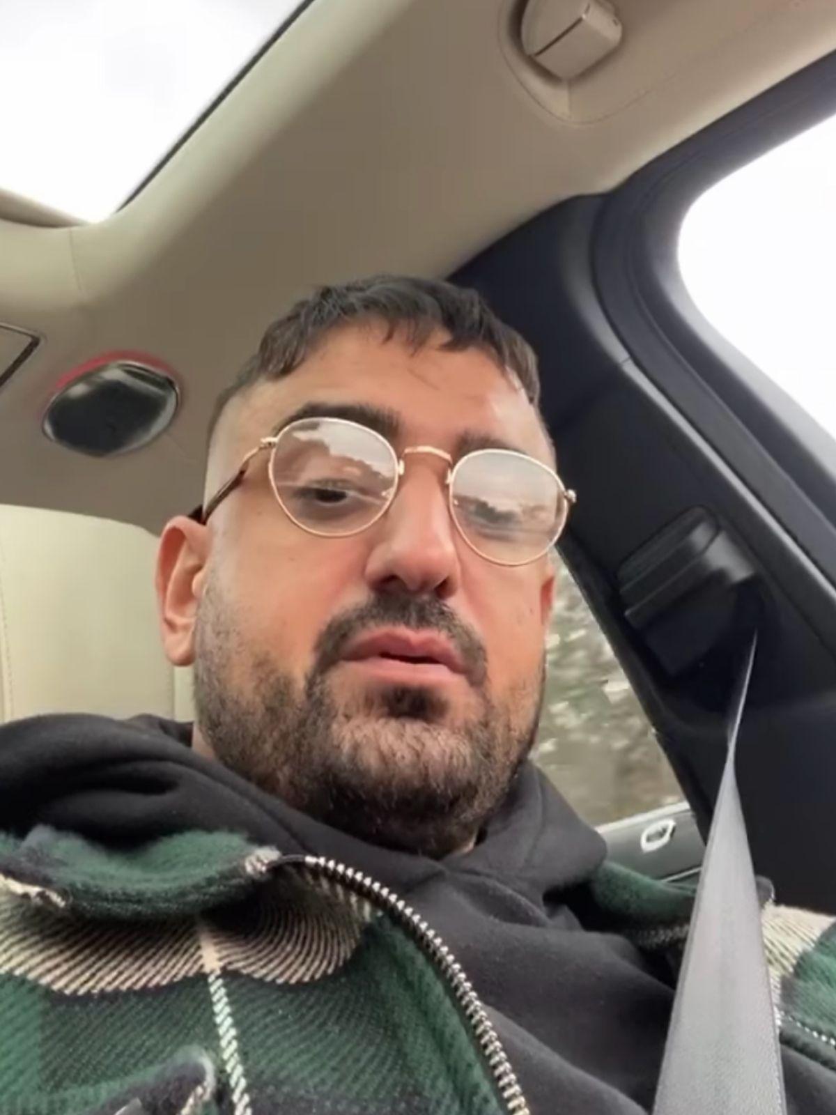 Rapper Haftbefehl sieht jetzt aus wie Sido
