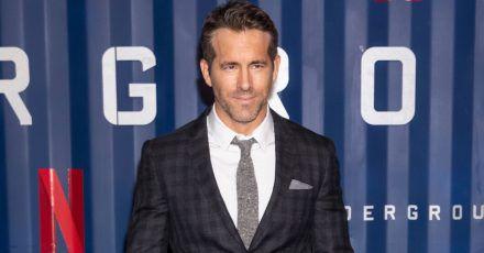 Ryan Reynolds ist sehr glücklich, Vater von drei Töchtern zu sein, wie er jetzt zugab.