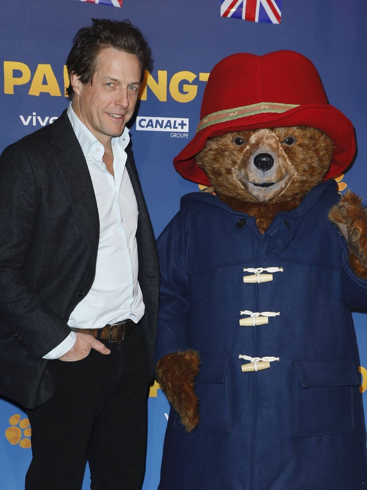 "Hugh Grant: Seine Kinder hassen ""Paddington 2"""