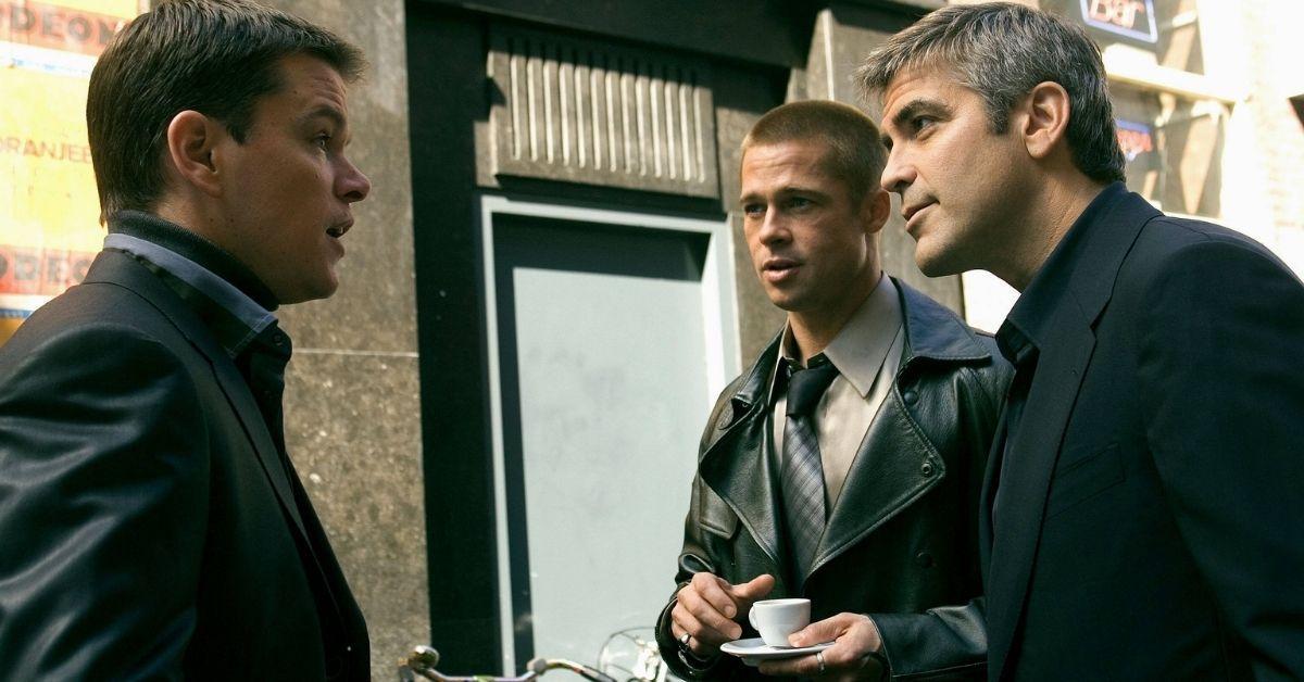 George Clooney wurde von Brad Pitt übel vorgeführt