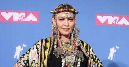 Madonna zeigt auf Instagram, dass sie nicht tot ist