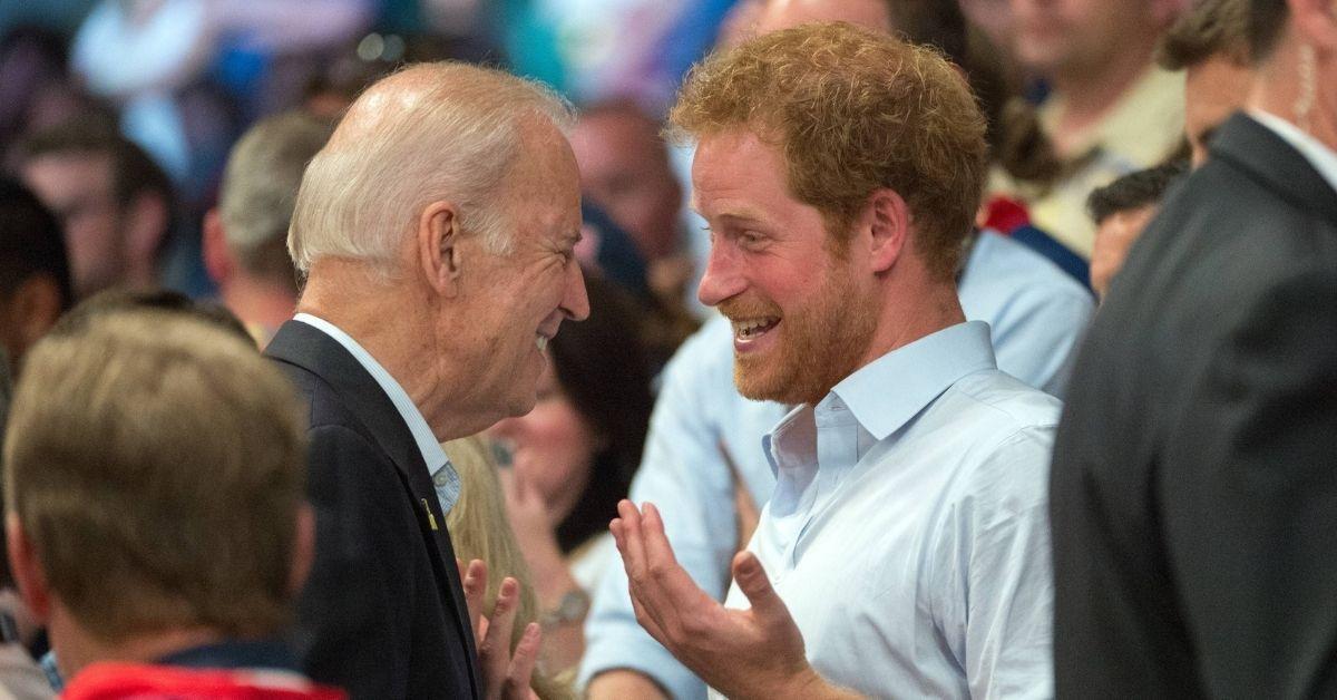 Jill & Joe Biden: Das sind ihre royalen Freunde