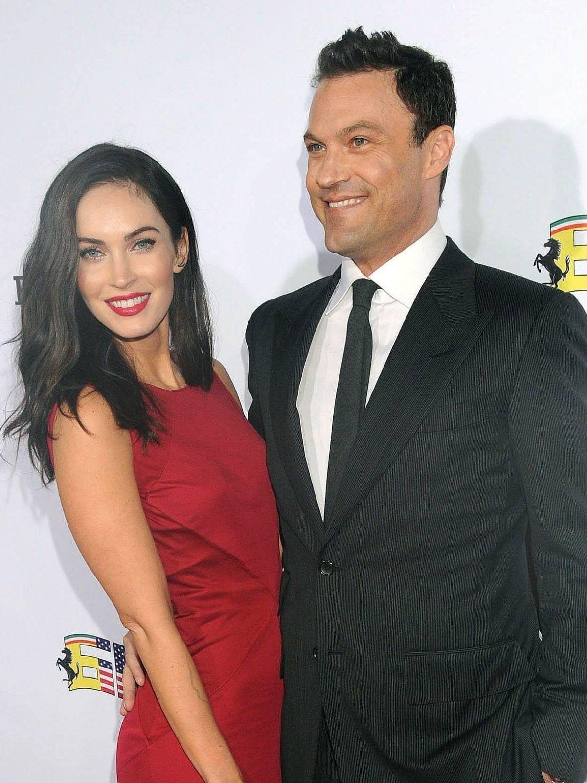Megan Fox: Trotz enormem Größenunterschied glücklich mit MGK