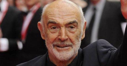 Sean Connery war wohl ein guter Küsser