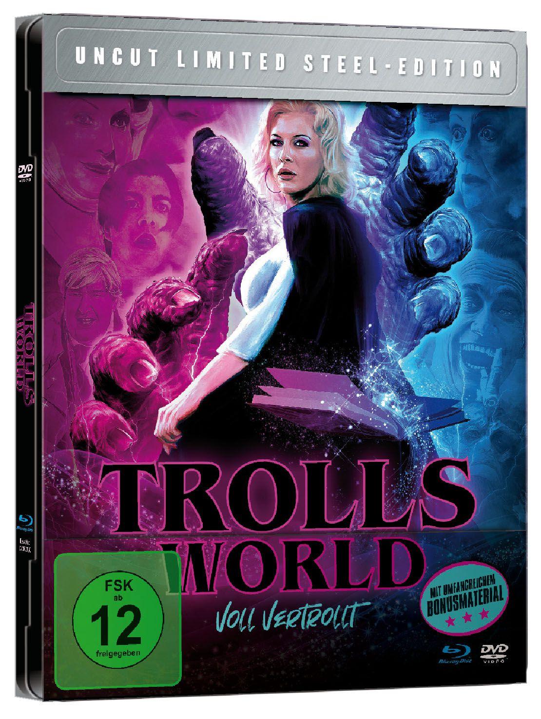 """Verlosung """"Trolls World - Voll vertrollt"""": Sehr wild, laut und berauschend"""