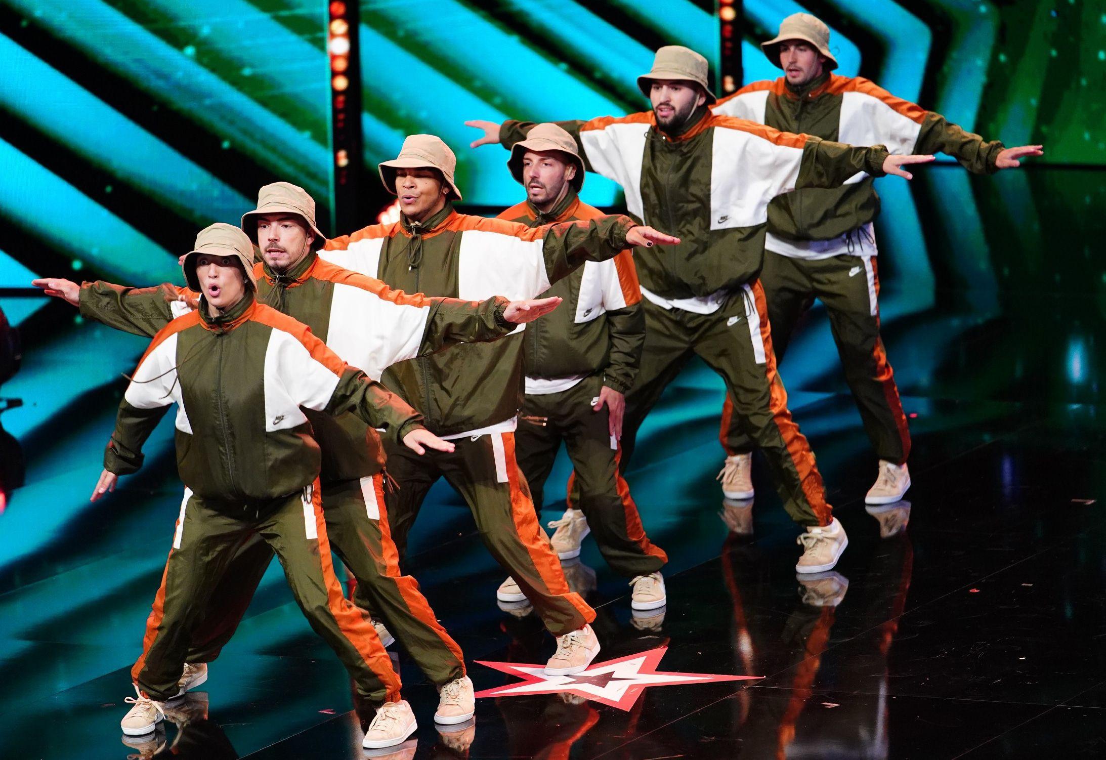 """""""Das Supertalent"""": Die Tänzer von """"Own Risk"""" sind schon Weltmeister"""