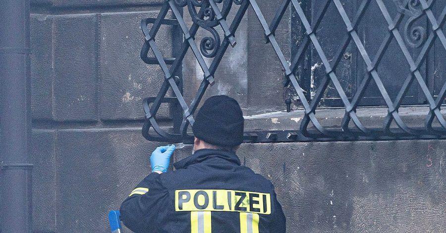 Kunstdiebstahl im Grünen Gewölbe: Verdächtige festgenommen