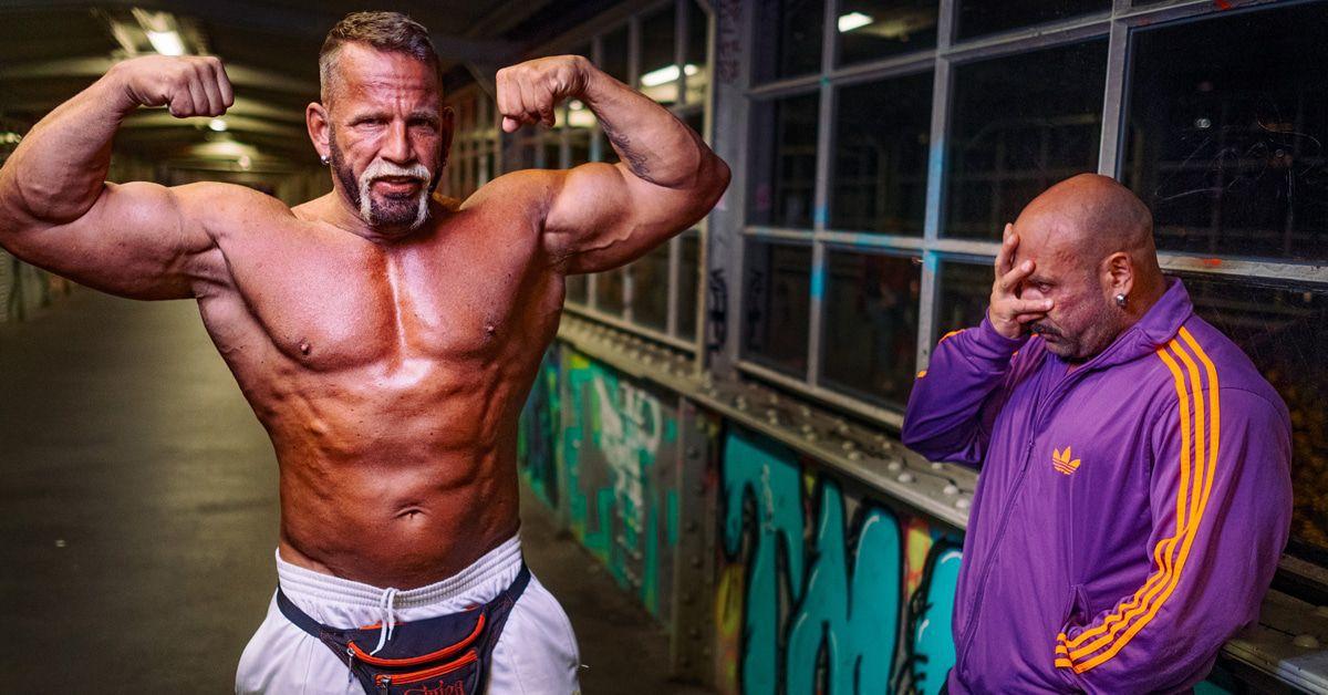 Enno ist tot: Das bewegendste Bodybuilder-Video des Jahres