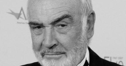 James-Bond-Legende Sean Connery ist tot.