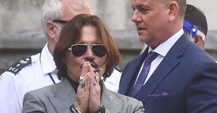 Johnny Depp am letzten Verhandlungstag:Wie wird der Rechtsstreit ausgehen?